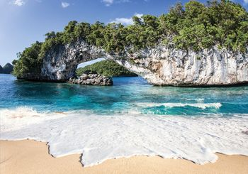 Fototapeta - Na pláži (T030825T368280A)