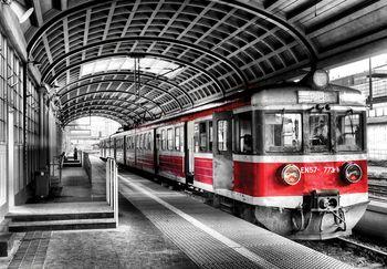 Fotótapéta - Vonat (T030896T368280A)