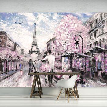 Foto tapeta - Pariz (T030938T368280A)