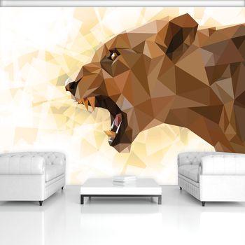 Fotótapéta - Nőstény oroszlán (T030960T368280A)