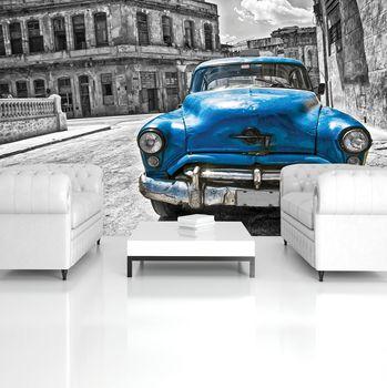 Fotótapéta - Kubai Vintage autó (T031086T254184A)