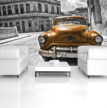 Fotótapéta - Kubai Vintage autó (T031095T254184A)