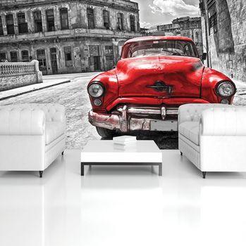Fotótapéta - Kubai Vintage autó (T031100T254184A)