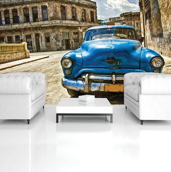 Fotótapéta - Kubai Vintage autó (T031101T254184A)