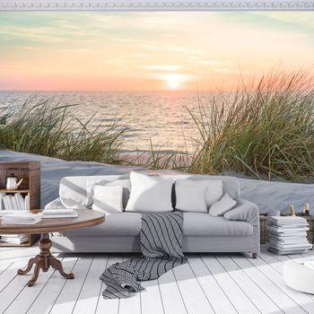 Foto tapeta - Plaža (T031110T254184A)