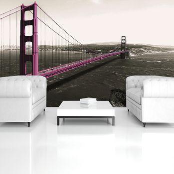 Fototapeta - Most - Golden Gate (T031175T254184A)