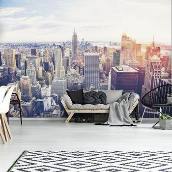 Foto tapeta - Pogled na New York City (T031241T254184A)