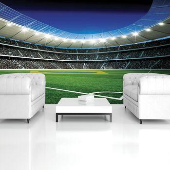 Fototapet - Stadion de fotbal (T031262T254184A)