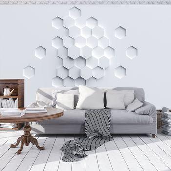 Fototapet - Hexagon (T031377T368280A)