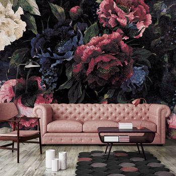 Foto tapeta - Vintage cvijeće (T031899T1525104B)