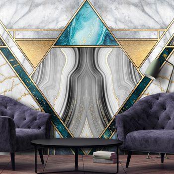 Fototapeta - Luxusní motiv na marmour (T031974T368254B)