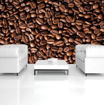 Fototapeta - Kávové zrná (T032569T254184A)
