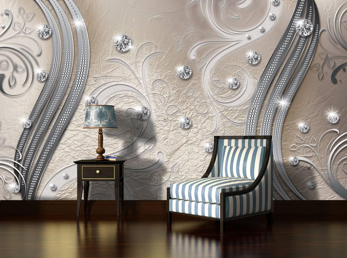 Foto tapeta - Luksuzni dijamanti (T032772T254184A)