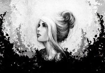 Fototapeta - Portrét ženy (T032799T254184B)