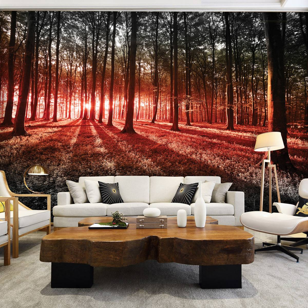 Fototapet - Pădure (T032931T1525104B)