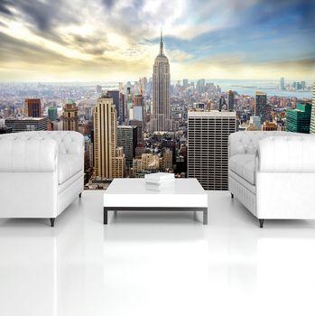 Foto tapeta - Njujorška panorama (T033001T254184A)
