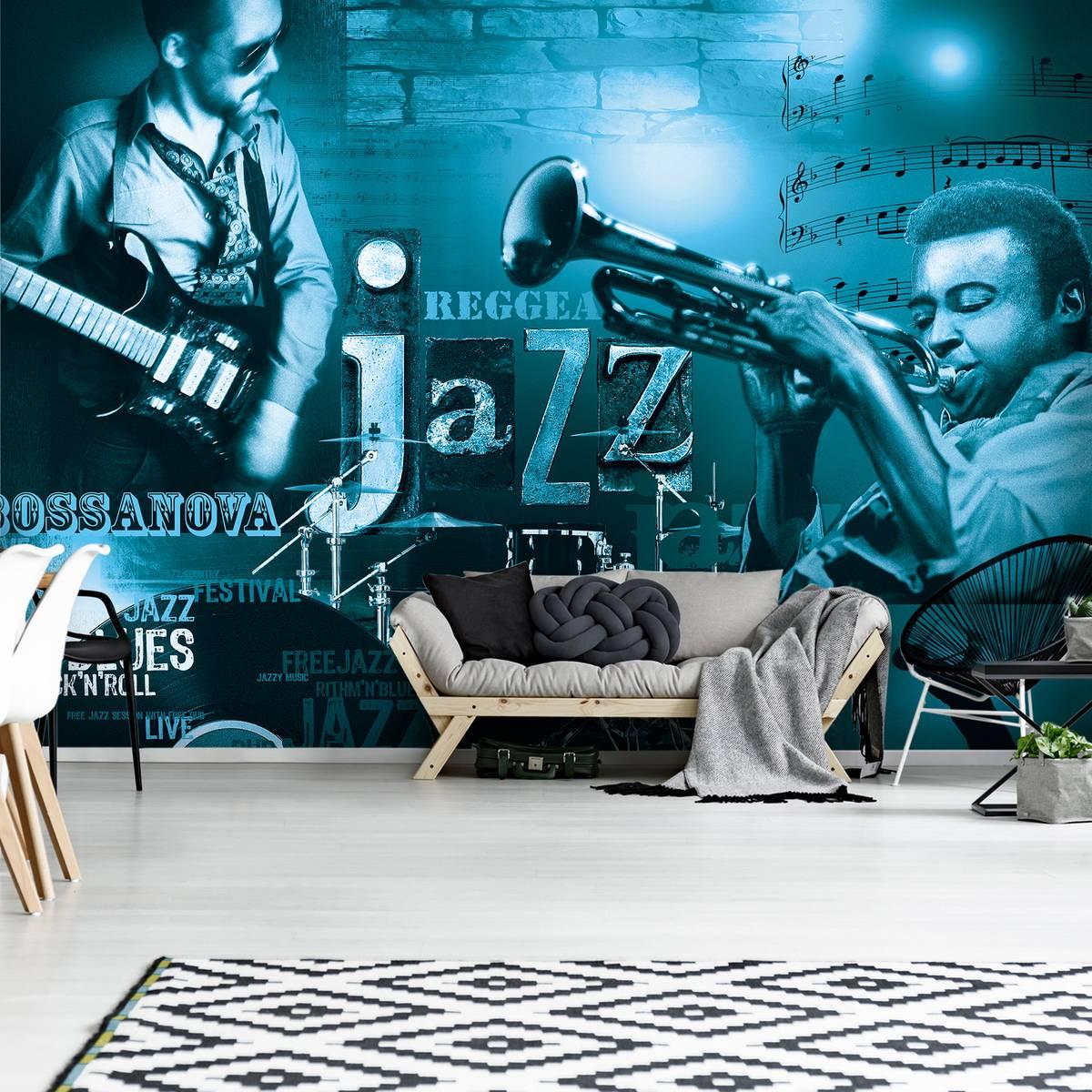 Fototapet - Muzica At Deco (T033204T254184A)