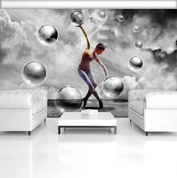 Fototapeta - Baletní tanečnice (T033520T368254A)
