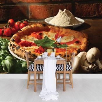 Fototapeta - Italian Breeze Pizza (T033560T254184A)