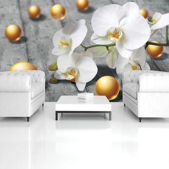 Foto tapeta - Orhideje (T033639T254184B)