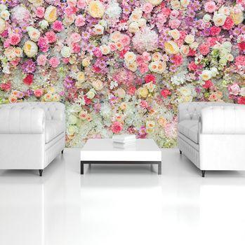 Fototapet - Floral (T033662T254184B)
