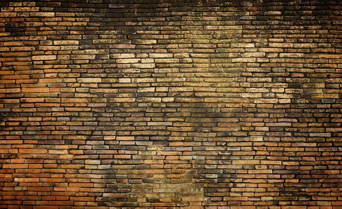 Fototapet - Peretele vechi din cărămidă (T033695T254184B)