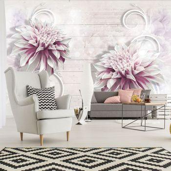 Foto tapeta - Ružičasti cvjetovi (T033944T254184A)