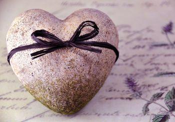 Fototapeta - Kamenné srdce (T034059T254184A)