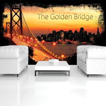 Fototapeta - Golden Gate Bridge (T034277T254184A)