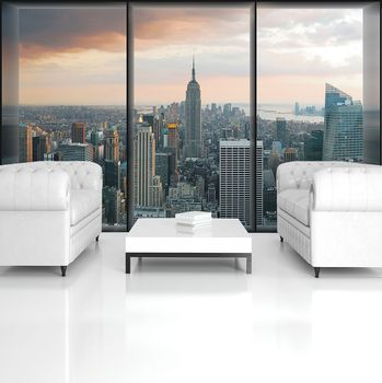 Foto tapeta - New York City Urban (T034346T254184A)