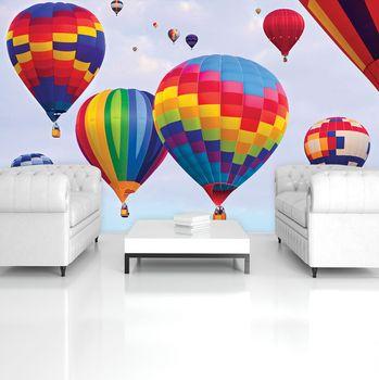 Fotótapéta - Hőlégballonok (T034469T254184A)