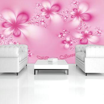 Fototapet - Arta florală - abstract (T034530T254184A)