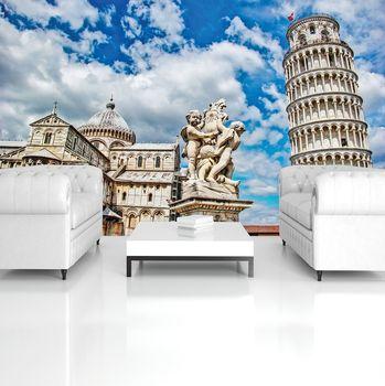 Fototapeta - Pisa Itálie Město Urban (T034550T254184A)