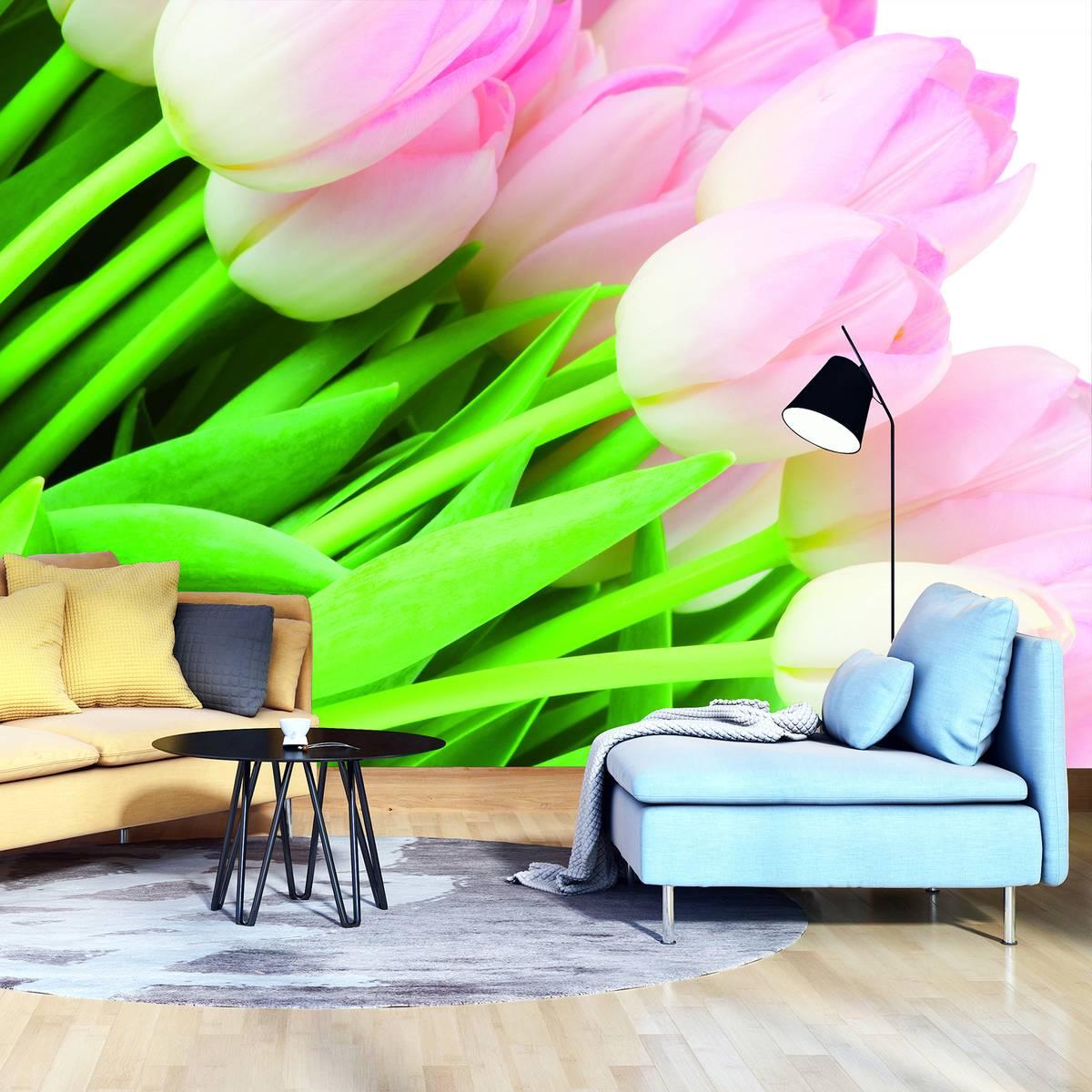 Fototapeta - Kvetinové umenie - abstraktné (T034566T254184A)
