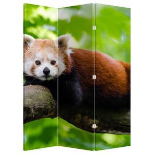 Paraván - Panda červená (P020455P135180)