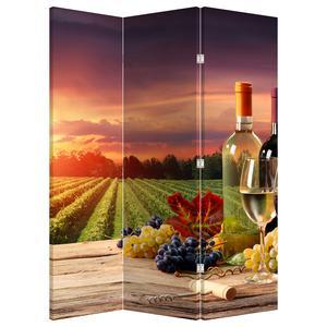 Paraván - Vinice s vínem (P020717P135180)
