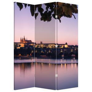 Paraván - Pražský hrad a Vltava (P020901P135180)