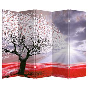 Paraván - Červený strom (P020052P225180)