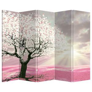 Paraván - Růžový strom (P020058P225180)