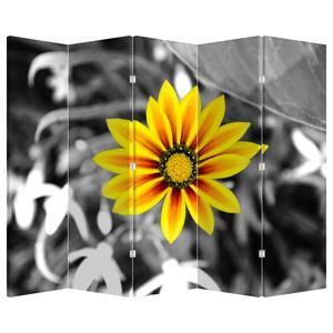 Paraván - Žlutá květina (P020361P225180)