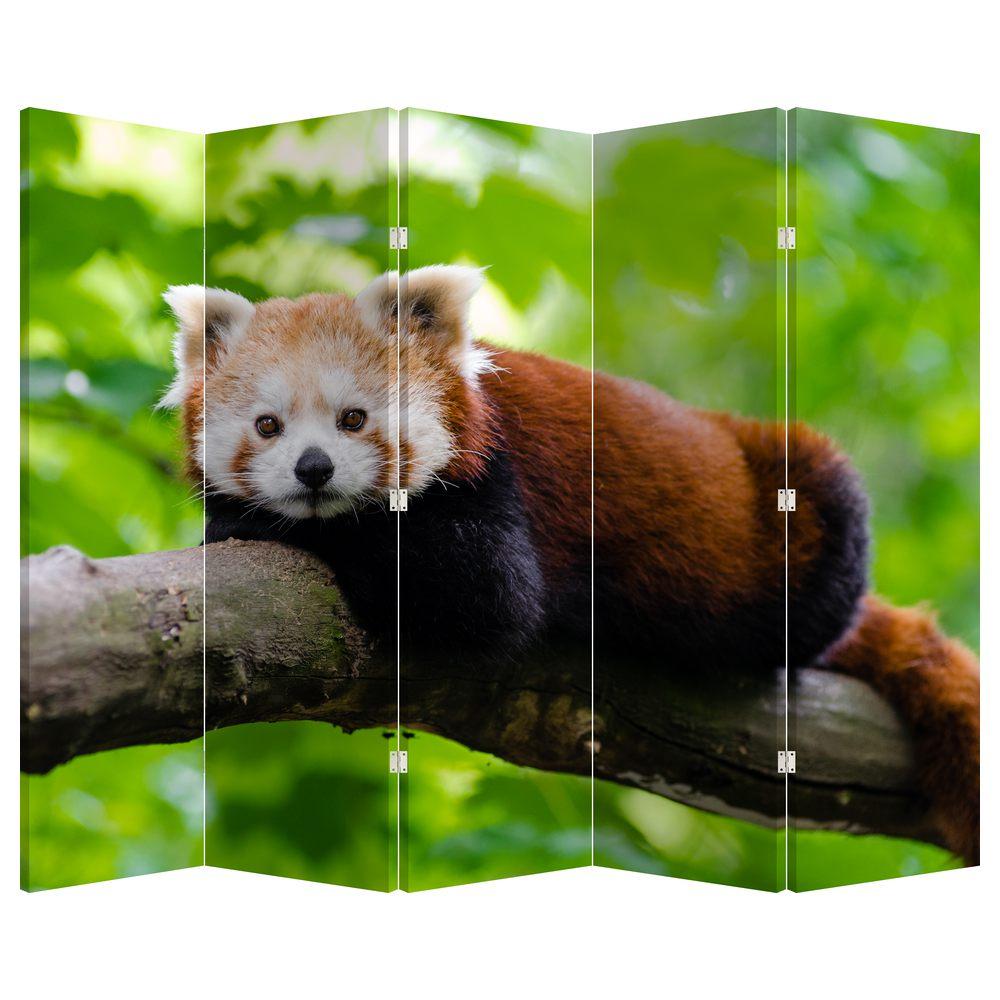 Paraván - Panda červená (P020455P225180)