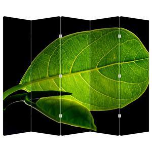 Paraván - Zelený list (P020628P225180)