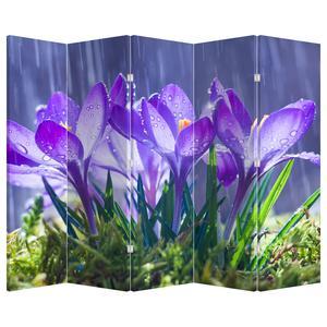 Paraván - Květiny v dešti (P020707P225180)