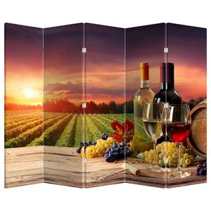 Paraván - Vinice s vínom (P020717P225180)