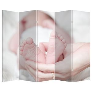 Paraván - Dětské nožičky (P020891P225180)