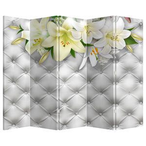 Paraván - Květiny lilií (P021128P225180)