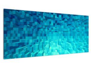 Obraz - abstraktní kostky (V020021V10040)