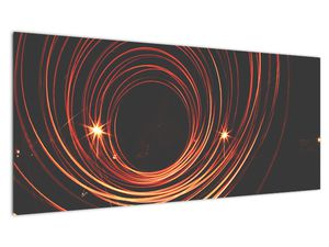 Obraz abstraktních linek (V020030V10040)