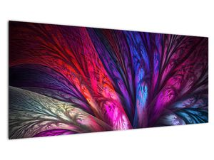 Tablou abstract cu copacul (V020125V10040)