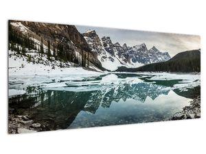 Tablou - lacul iarna (V020181V10040)